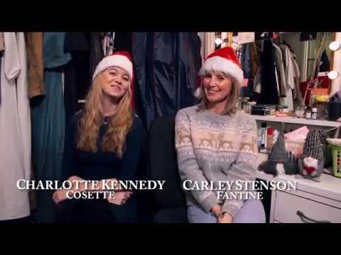 Les Misrables London Christmas QA 2