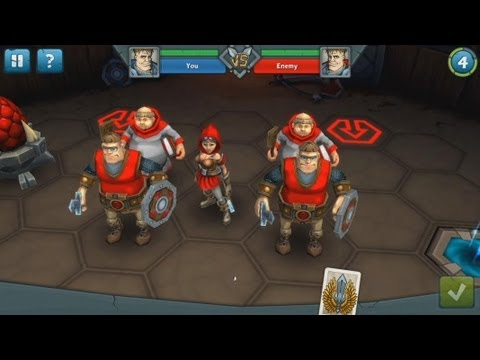 Epic Arena - gameplay