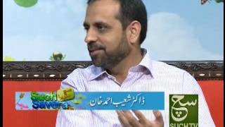 Morning Show SUCH SAVERA with BUSHRA MUGHAL , DR. SHOAB A. KHAN and MR. AMIR HUSSAIN (Part 1)
