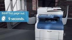 The Xerox WorkCentre 6605 Color Multifunction Printer: Brilliant