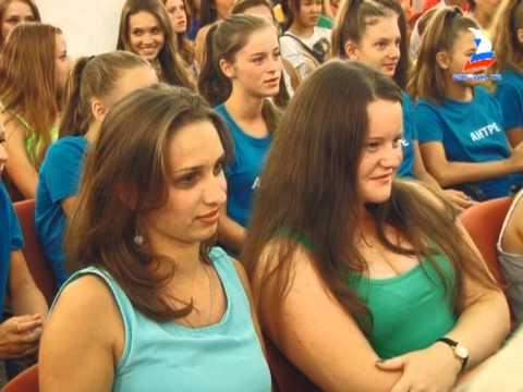 Награждение участников Всероссийского фестиваля