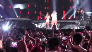 JENNIFER LOPEZ-J LO CONCERT WITH FAT JOE AT ORCHARD BEACH BRONX