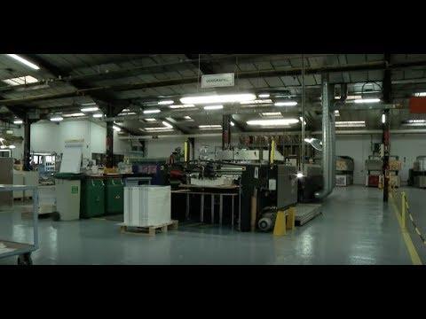 Réduction des déchets, maîtrise de la matière première chez Boutaux Packaging