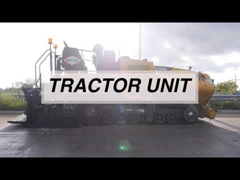 HMA Paving Operations Video 1 – Paving Equipment