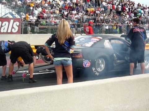 Tim Lynch 6.65 @ 217.8 mph @ World Street Nationals Qualifiying session on sat