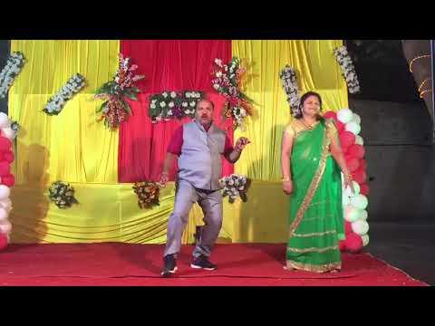 Main se Meena se Na saqi se | Dance | Govinda | old couple dance | Funny | Sangeet dance |part 1