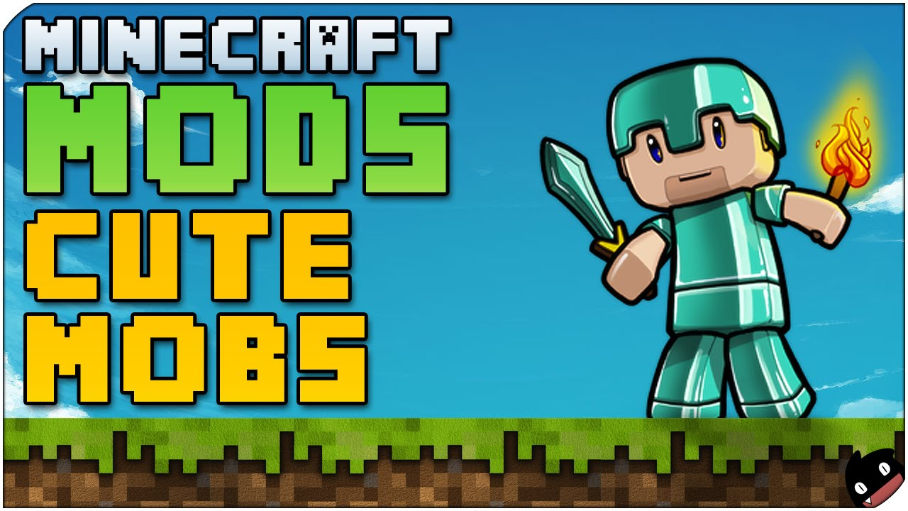 Minecraft Mods 69 - Cute Mobs(1.7.10/1.7.2) - YouTube