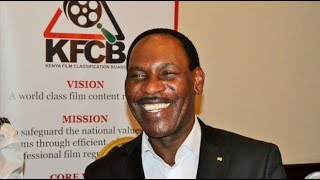 Ezekiel Mutua cracks down on illegal Internet content