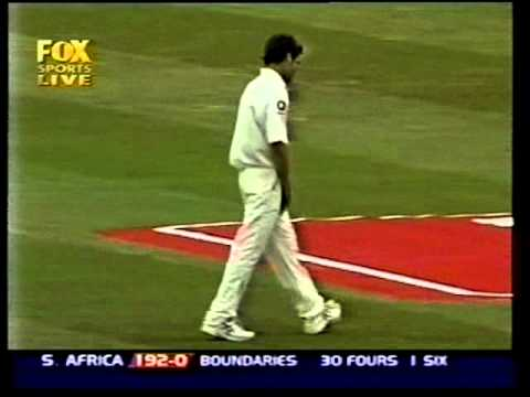 Herschelle Gibbs 179 vs England 1st test 2003