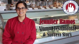 Alumni Testimonial - Jennifer Ramos
