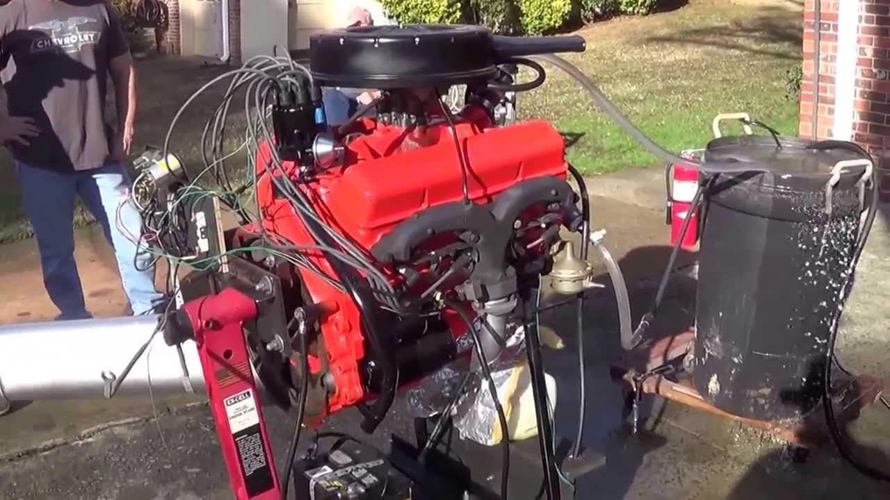 57 Chevy Starter Wiring Breaking In 1960 Chevy 283 Part 2 Youtube