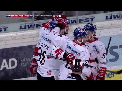 Erste Bank Eishockey Liga 17/18, 6. Platzierungsrunde: LIWEST Black Wings Linz–HC TWK Innsbruck 4:2