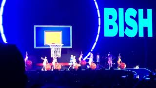 katy perry - swish swish @ witness the tour, cleveland