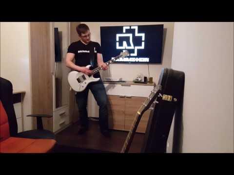 Rammstein Rammvier (Instrumental cover)