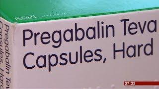 Pregabalin/Lyrica & Gabapentin are Class C drugs now (UK) - BBC News - 1st April 2019