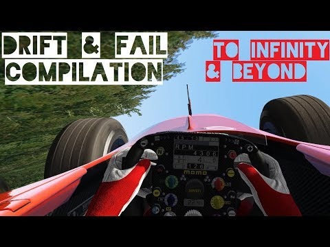Drift & Fail Compilation #2 | Assetto Corsa VR Gameplay [Oculus Rift] |
