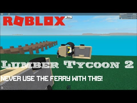 Roblox: Lumber Tycoon 2: NEVER use Hoover EVER AGAIN with this 1 simple trick