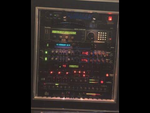 Lexicon PCM 42 stereo sound demo