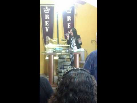 Evangelista :Guelisid Flores (Gigi) En Mayaguez PR