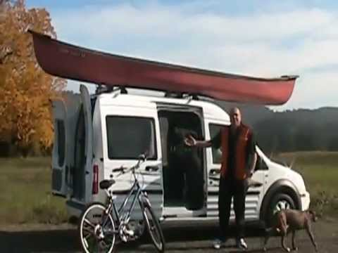 newberg ford transit connect camper conversion ford. Black Bedroom Furniture Sets. Home Design Ideas