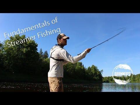 Fly Fishing: Fundamentals Of Streamer Fishing