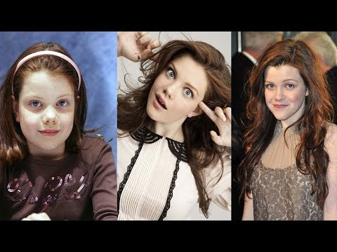 Narnia actress Georgie Henley Then and Now