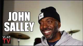 John Salley Thinks T.I. Put a Modern Day Chastity Belt on His Daughter (Part 17)