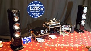 Mark Levinson Arcam Revel HiFi Room @ Bristol 2018 Sound & Vision
