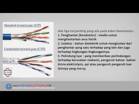 Jenis jenis kabel dan penggunaannya youtube jenis jenis kabel dan penggunaannya ccuart Gallery