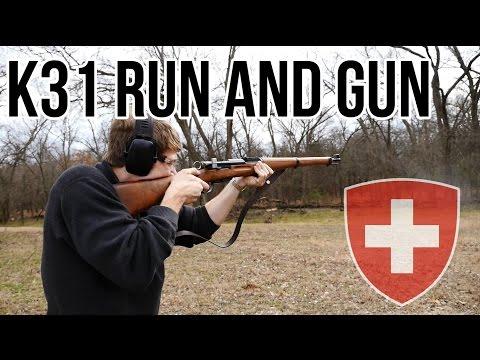 K31 Run and Gun