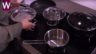 Siemens Flexinductie kookplaat - De slimme inductie kookplaat