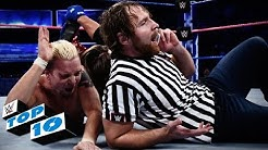 Top 10 SmackDown Live Momente: WWE Top 10, 11. Oktober 2016