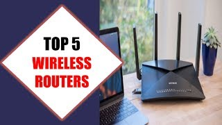 Top 5 Best Wireless Routers 2018 | Best Wireless Router Review By Jumpy Express