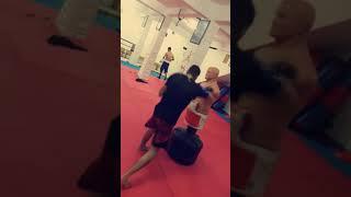 Boxing et Mixed Martial Arts (MMA)