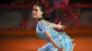 Загитова показала новое платье для выступления в Токио