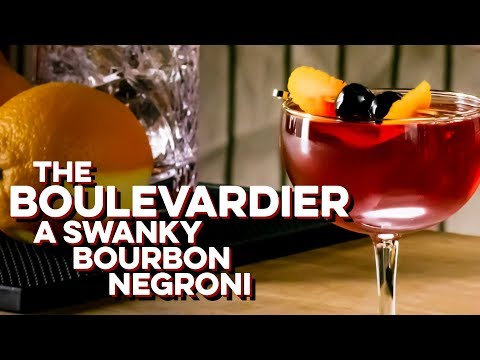 How to Drink: Boulevardier