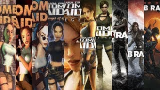 Tomb Raider/Lara Croft - All Main Themes 1996-2018-OST