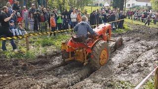 Traktory - Traktoriáda ROVNÁ 2017 - závod