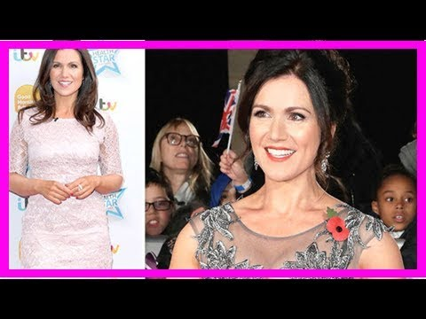 Susanna Reid happily watches TV shows' 'naughty bits' with sons: 'They're very mature'