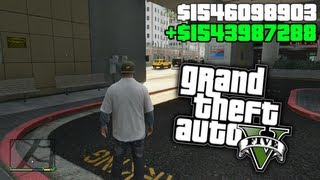 GTA V: How To Make BILLIONS In Minutes!(Hey everyone! Today 'm gonna teach you how to make billions of dollars on Grand Theft Auto V. Seems like making money is difficult through the entire game ..., 2013-09-20T19:00:30.000Z)
