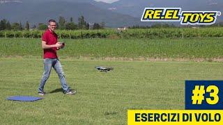 #3 ESERCIZI DI VOLO per imparare a pilotare un drone