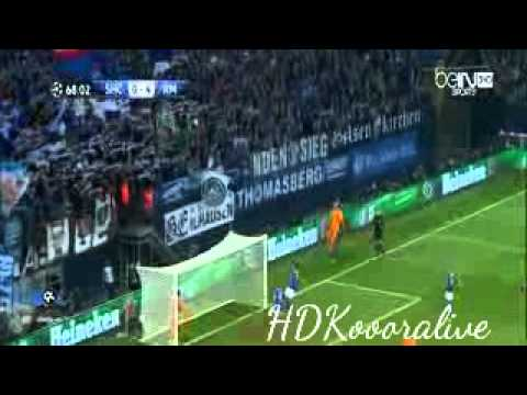 Schalke vs Real Madrid 1-6 || All goals & Highlights || 26/02/2013 || Champions League 13-14