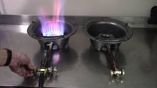Обзор газового вок стакана. Одноконтурный (goodwok)