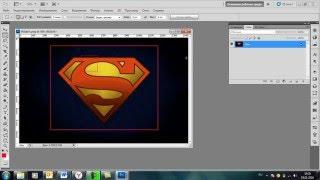 Как нарисовать прямоугольник или квадрат в фотошопе