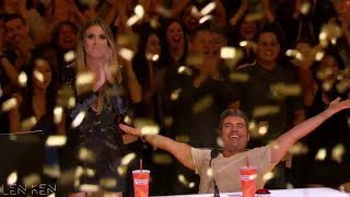 Download TOP 4 Golden Buzzer America's Got Talent 2017 Mp3 and Videos