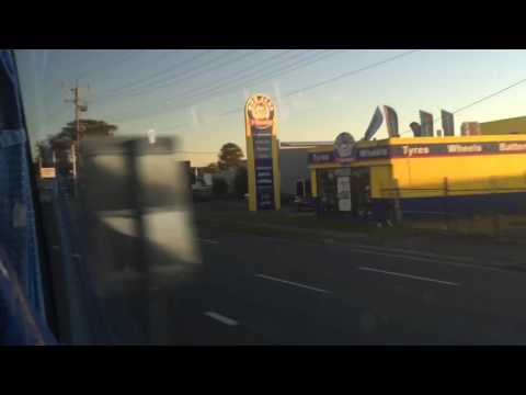 Tweed Heads To Sydney By Coach, XPT and V Set July 2016 (Part 1)