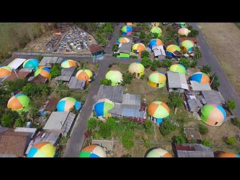unikkkk-+-kerennya-rumah-teletubies-jaman-now---yogyakarta!!-||-#vlog2