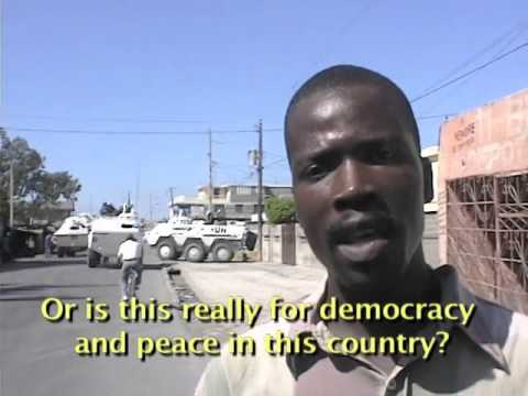 "Gres Cacao Presents: ""Massacre Cite Soleil"" (Haitian Movie)"