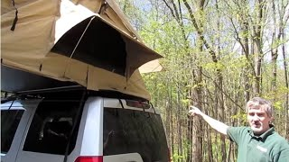 & How To Install A Rooftop Tent On Your Land Rover