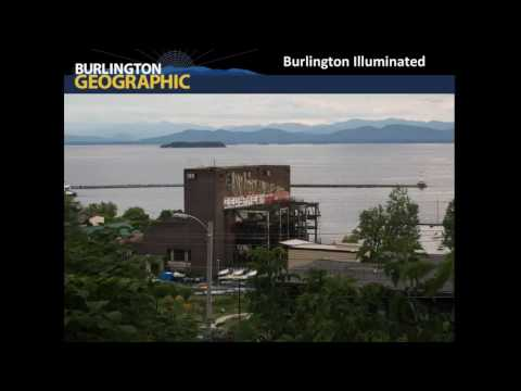 Burlington Illuminated: Energy Systems of the Past and Future